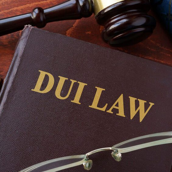 DUI law and bail bonds